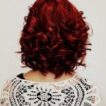 rote Locken